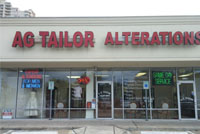 AG Tailors & Alterations