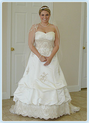 Bridal Gown Tailor Houston